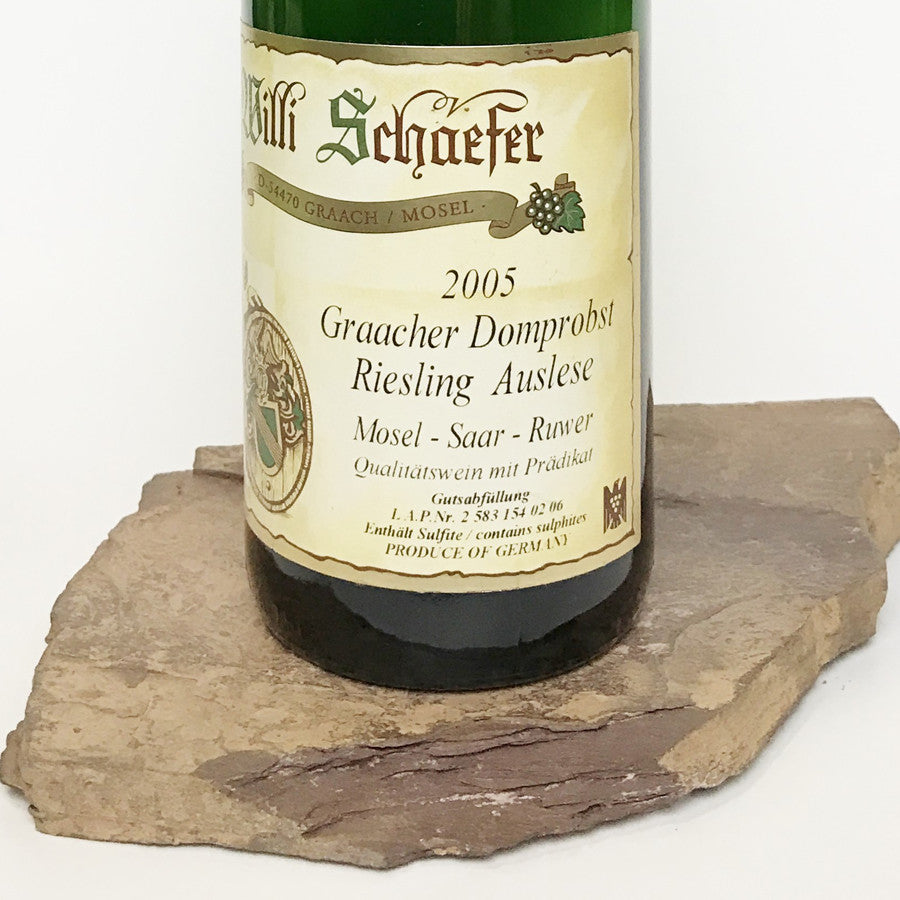 2005 WILLI SCHAEFER Graach Domprobst, Riesling Auslese Goldkapsel Auction