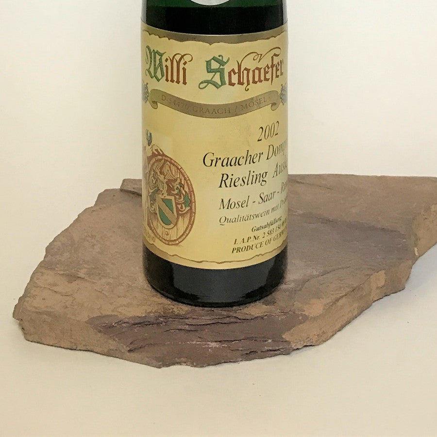 2002 WILLI SCHAEFER Graach Domprobst, Riesling Auslese Goldkapsel Auction 375 ml