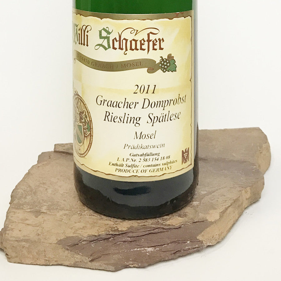 2011 WILLI SCHAEFER Graach Domprobst, Riesling Spätlese Auction
