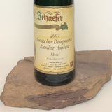 2007 WILLI SCHAEFER Graach Domprobst, Riesling Auslese Goldkapsel Auction 375 ml
