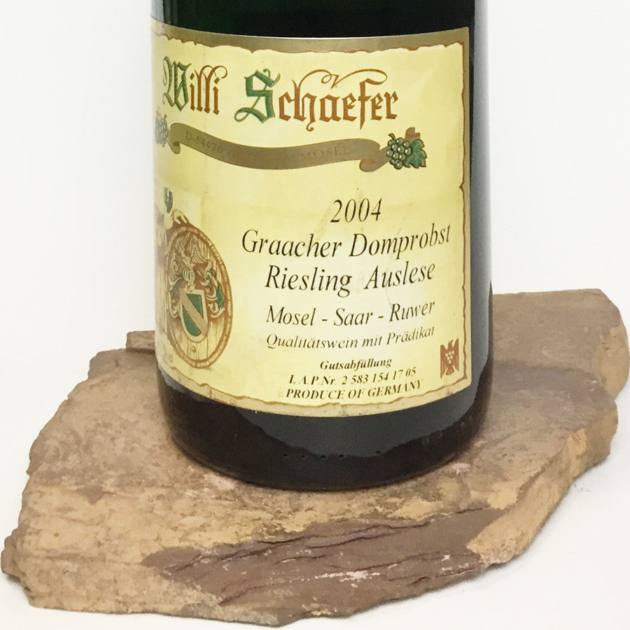 2004 WILLI SCHAEFER Graach Domprobst, Riesling Auslese Goldkapsel Auction 1.5 L
