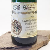2004 WILLI SCHAEFER Graach Domprobst, Riesling Auslese Goldkapsel Auction 375 ml