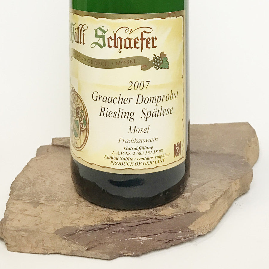 2007 WILLI SCHAEFER Graach Domprobst, Riesling Spätlese Auction