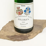 2009 GELTZ ZILLIKEN Saarburg Rausch, Riesling Auslese Goldkapsel Auction 375 ml