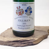 2005 GELTZ ZILLIKEN Saarburg Rausch, Riesling Auslese Goldkapsel Auction 375 ml
