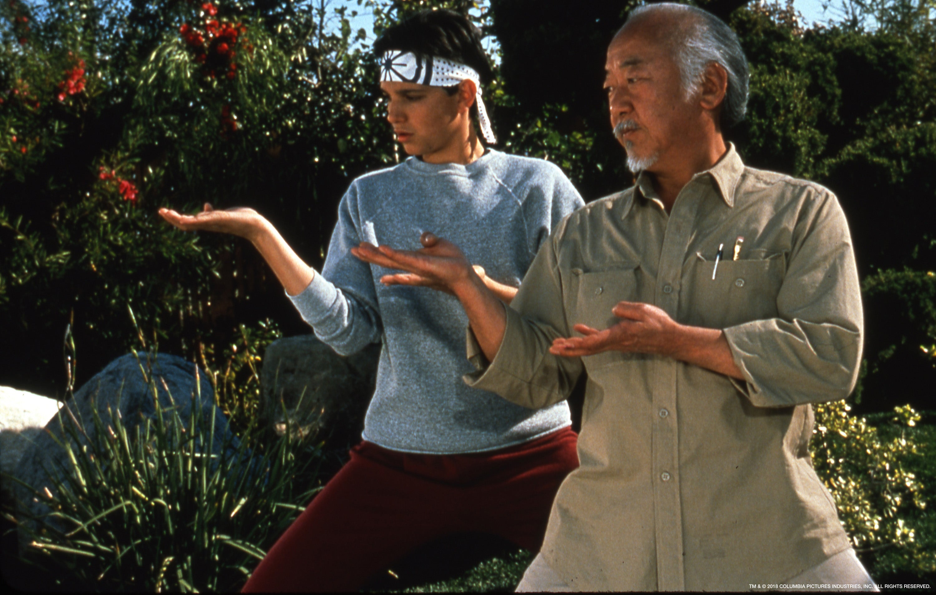 Why The Karate Kid is THE Quintessential '80s American Film