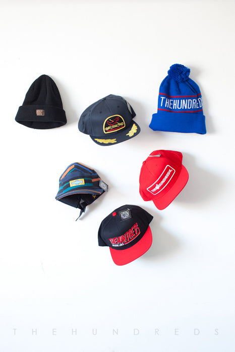 THE HUNDREDS FALL 2012 DELIVERY TWO :: HIGHLIGHTS