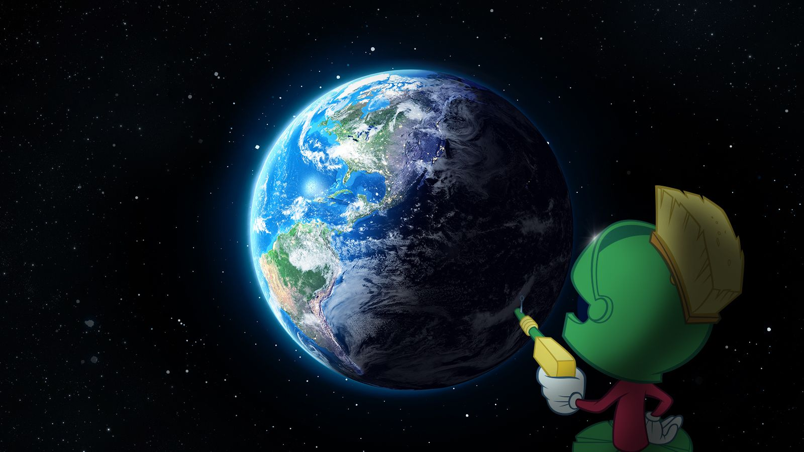 MARVIN THE MARTIAN :: An Earth Shattering Kaboom in Pop Culture