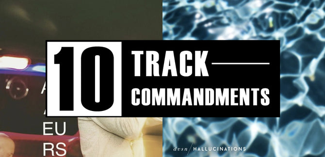 10 TRACK COMMANDMENTS, VOL. 13 :: Shit You Shouldn't Sleep On