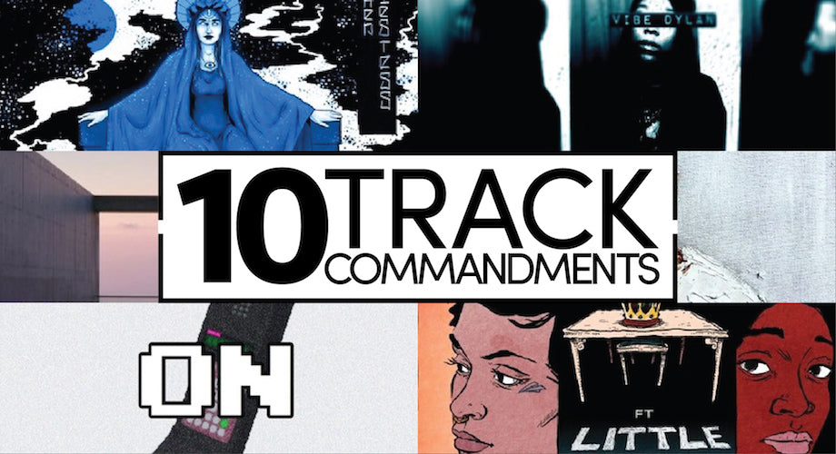 10 TRACK COMMANDMENTS :: Boy Bye