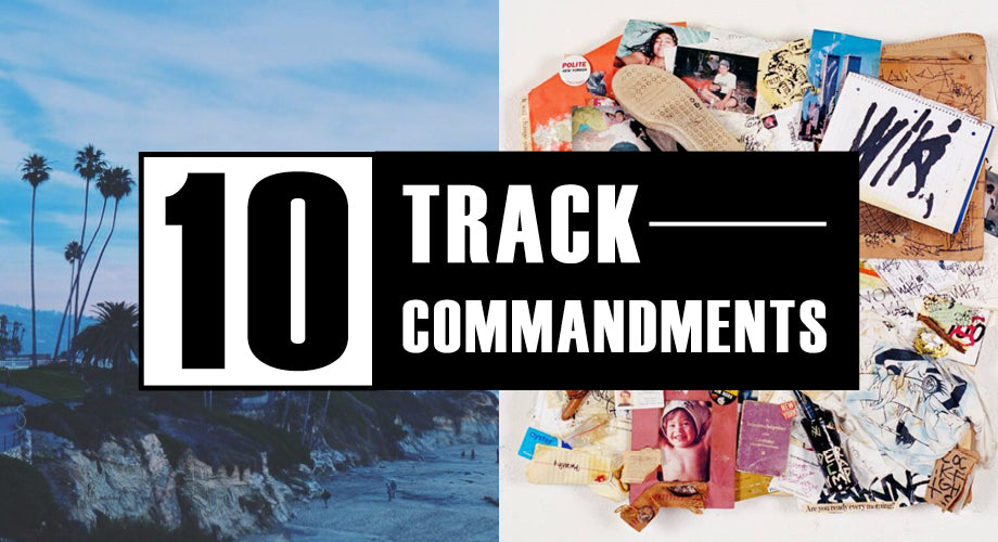 10 TRACK COMMANDMENTS, VOL. 12 :: Shit You Shouldn't Sleep On