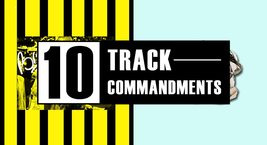 10 TRACK COMMANDMENTS :: Watch Out Lil Bitch (Haterade Mix)