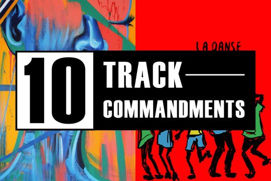 10 TRACK COMMANDMENTS, VOL. 6 :: Shit You Shouldn't Sleep On