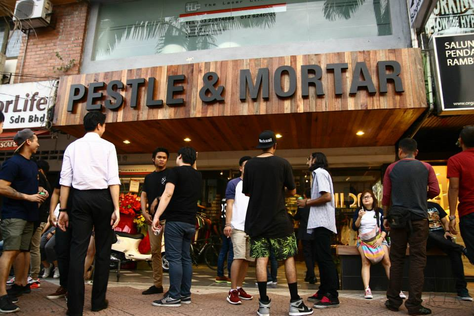 Homegrown :: An Interview with Malaysian Streetwear Brand Pestle & Mortar