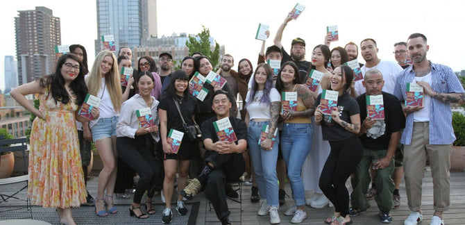 RECAP :: New Book Bobby's Big Bookstravaganza Tour Hits the Big Apple