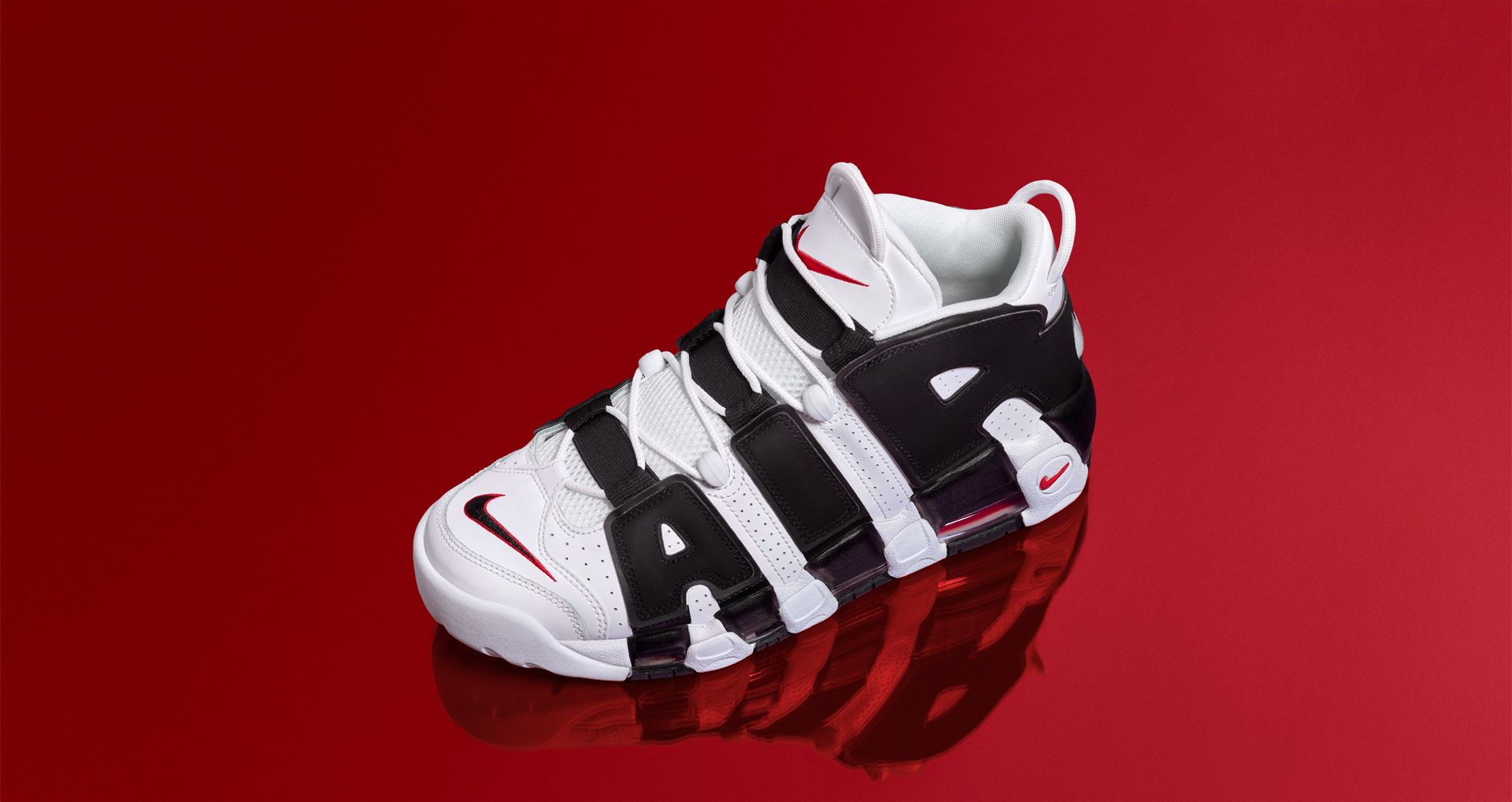 The Lasting Legacy of the Nike Uptempo The Hundreds