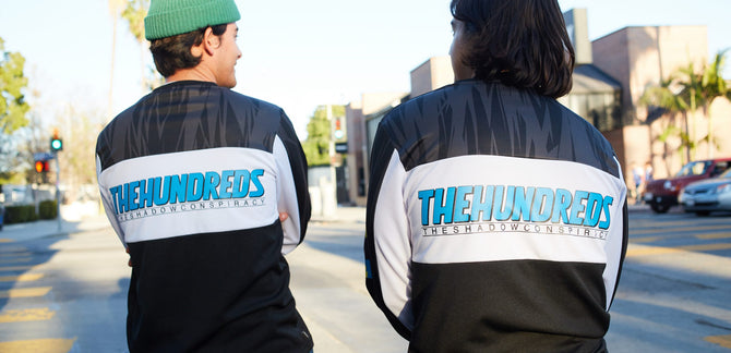 The Hundreds X The Shadow Conspiracy