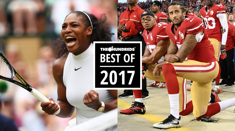 10 People Who Defined What Sports Meant to Us in 2017