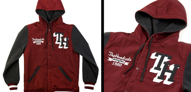 THE HUNDREDS WINTER 2011