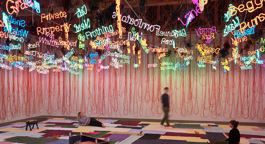 Revisiting the Hypnotic Work of Jason Rhoades