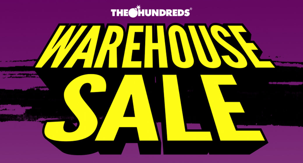 After a 2 Year Hiatus, The Hundreds' Warehouse Sale Is Finally Back!