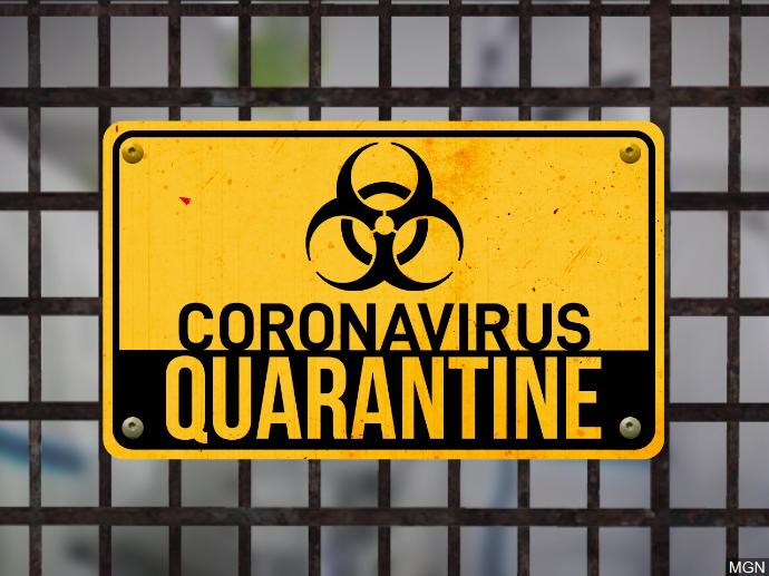 QUARANTINE LIVE BLOG 2 :: The Big Q
