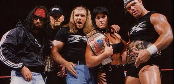 BREAKING ALL THE RULES :: How D-Generation X Defined the Attitude Era