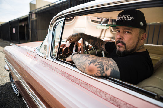 Mister Cartoon's 6 Favorite Lowrider Oldies and Dance Jams