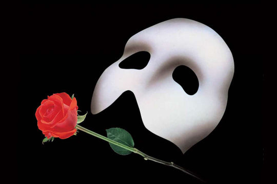 Examining 'The Phantom of the Opera' Through a Streetwear Lens