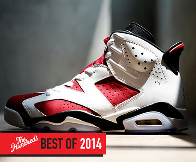 TOP 25 SNEAKER RELEASES OF 2014
