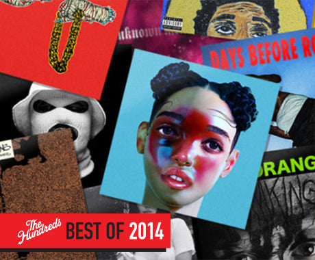 MOST IMPORTANT ALBUM RELEASES OF 2014