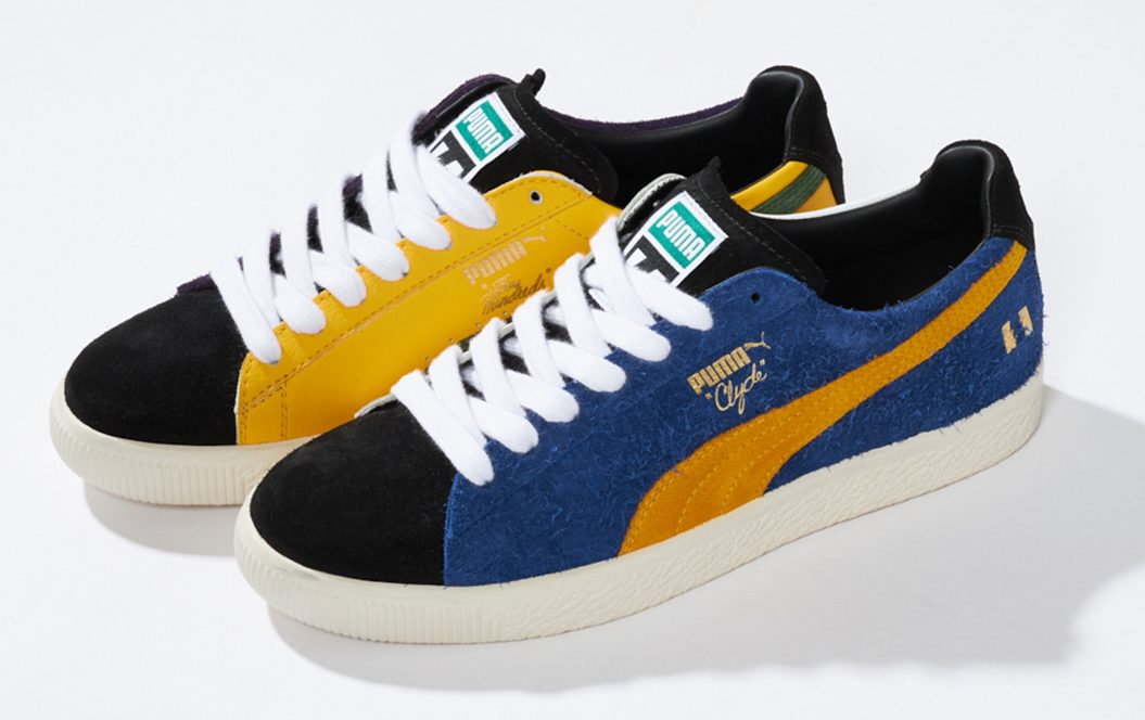 "The Hundreds X Puma ""Decades"" Clydes"
