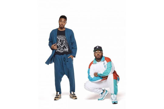 THE COOL KIDS :: Chicago's Chuck Inglish and Mikey Rocks Elevated Thrifting to an Art Form