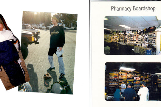 How Donny Damron Founded Pharmacy Boardshop When He Was Only 19 Years Old