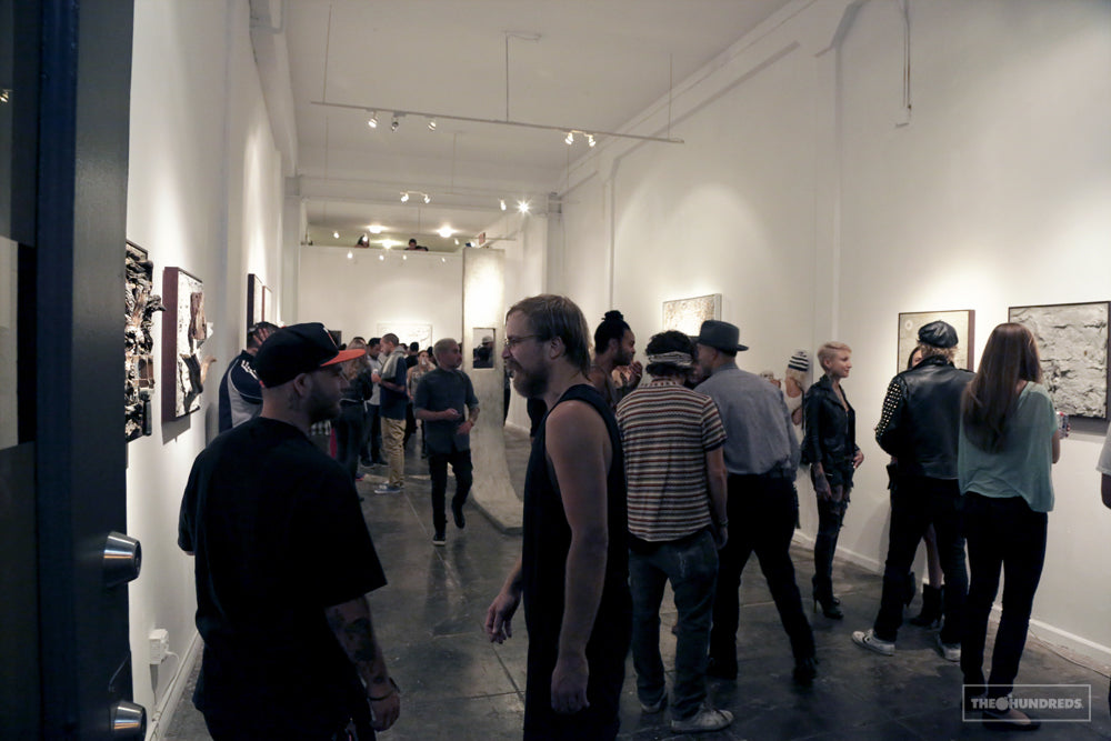CHAD MUSKA 'TRANSITIONS' :: OPENING NIGHT