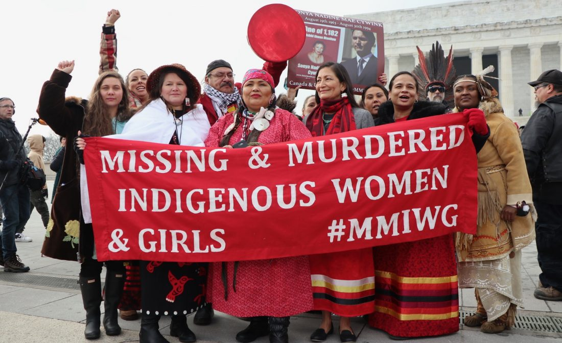 A WORLD WITHOUT BELLA :: The Ongoing Crisis of Missing and Murdered Indigenous Women and Girls