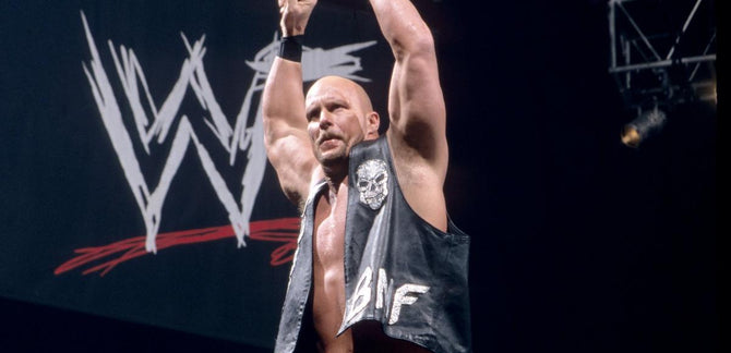 STONE COLD STUNNER :: How Steve Austin Changed Wrestling Forever