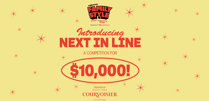 NEXT IN LINE :: We Spoke to the Four Up-and-Coming Chefs Competing for $10,000 at Family Style