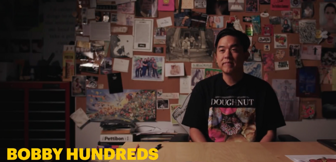 Complex Visits The Hundreds HQ to Talk with Bobby About His First Book
