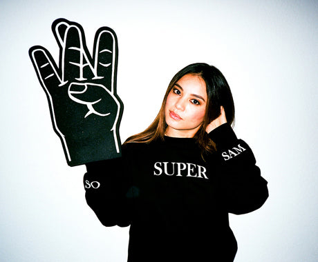 8 TRACKS :: SOSUPERSAM'S ROTATION