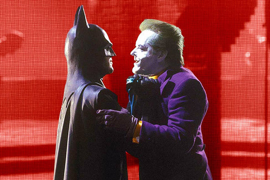 Are Batman and Gotham's Greatest Villains All That Different?