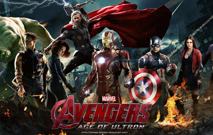 MARVEL'S THE AVENGERS: AGE OF ULTRON TRAILER 3 DEBUT