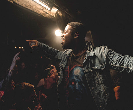 A$AP FERG FOR THE HUNDREDS IN BERLIN