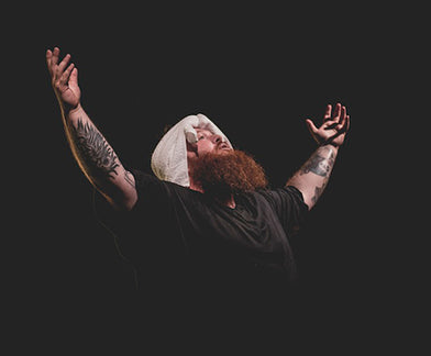 Demolition Man :: Action Bronson live in Oslo