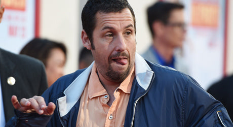 New Adam Sandler Comedy Drives Native Americans Off Set