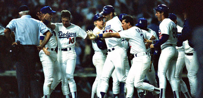 One of the Most Legendary Dodgers Moments Should Have Never Happened
