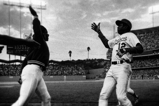 "How the Los Angeles Dodgers Birthed the ""High-Five"""