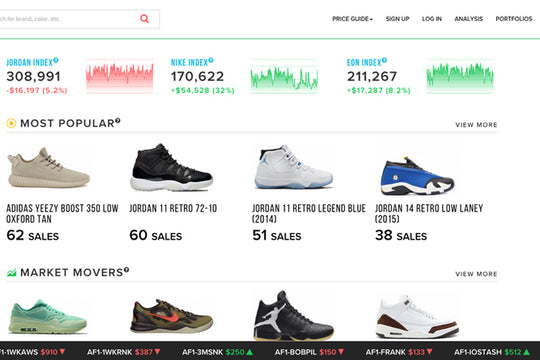 A Stock Market for Sneakers? 10 Things You Need to Know About StockX