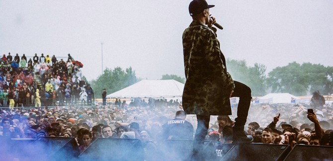 What It Takes to Run an Independent Hip-Hop Festival :: Behind Soundset 2016