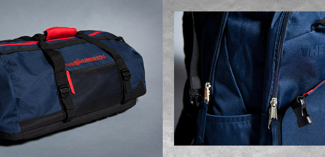 The Hundreds Fall 2015 D3 :: Bags :: Available Now